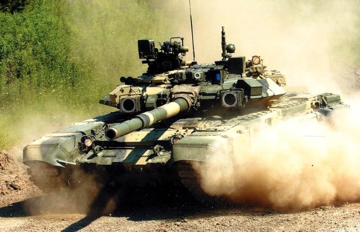 Самые мощные современные танки, 24 фото