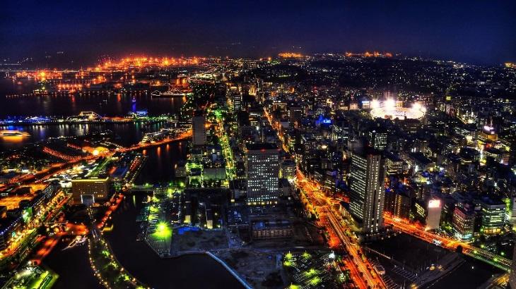 Прогулка по самым большим мегаполисам Земли: 22 фото
