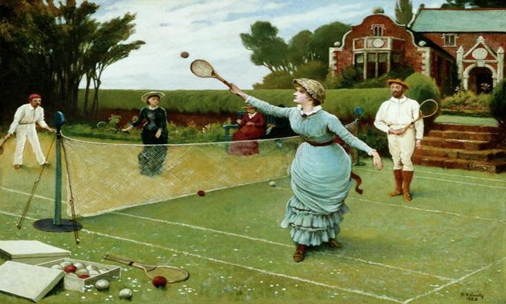 Игра для элиты: почему вы должны научиться играть в большой теннис