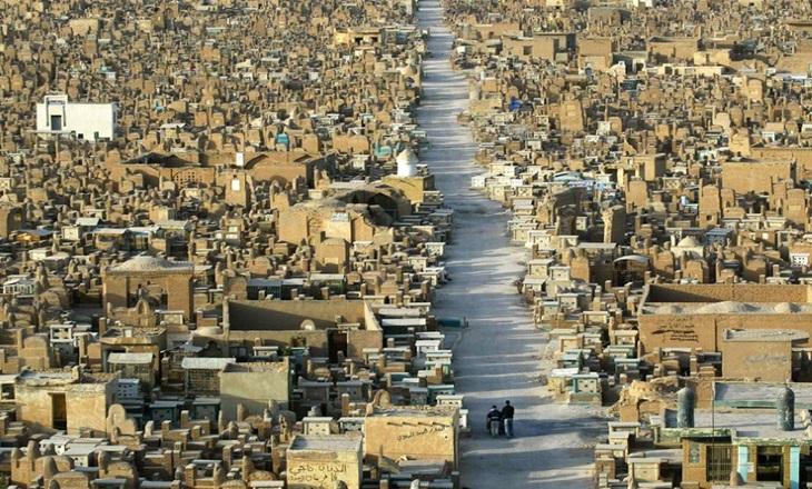 Самые оригинальные кладбища в мире