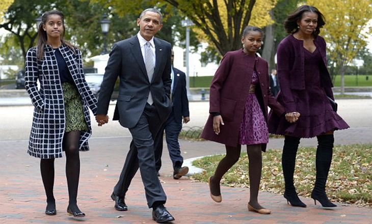 Жизнь дочерей Обамы в Белом доме, 20 фото