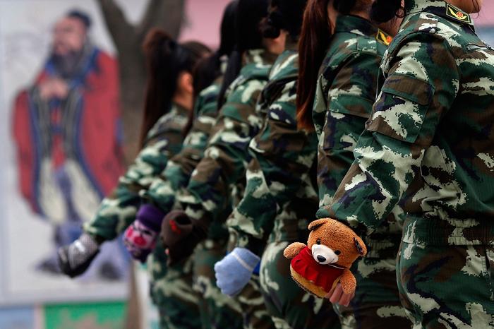Современный необычный Китай: 40 фактов о Поднебесной