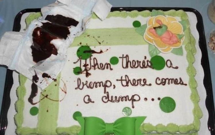 Нелепые торты или страшный сон кондитера: 50 смешных фото