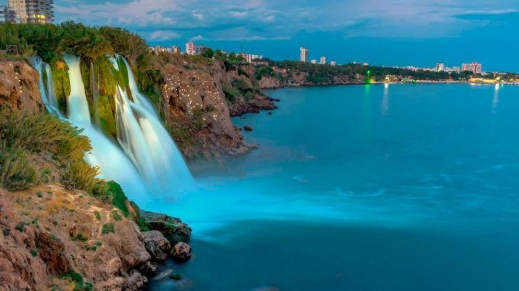 Сказочно красивые водопады планеты