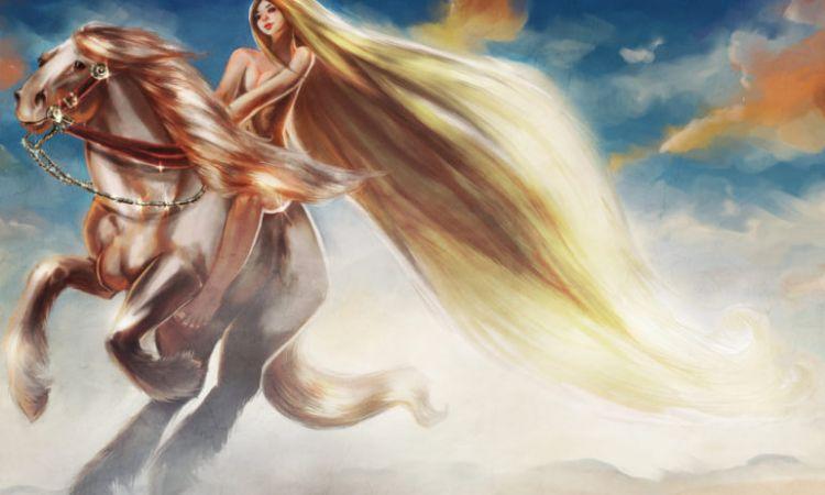 Красивая легенда и правда о леди Годиве