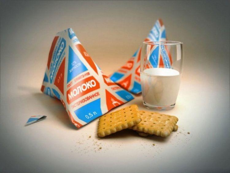 Шведские традиции: почему в СССР молоко продавалось в треугольниках