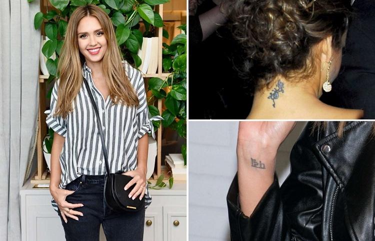 Знаменитости и их оригинальные татуировки, 40 фото