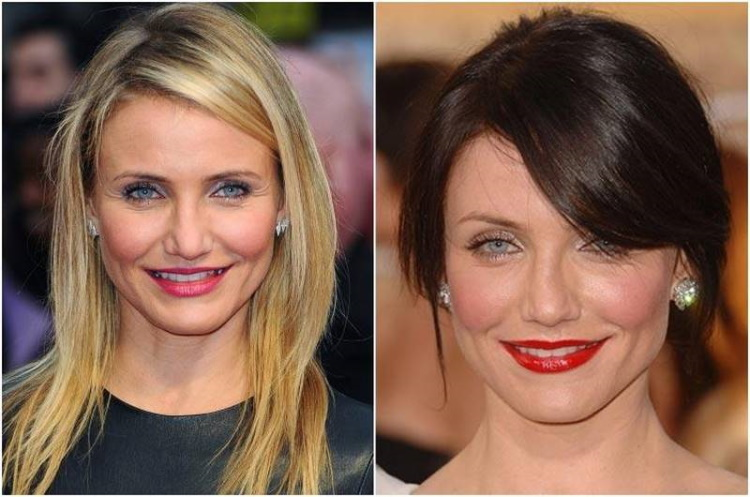 Знаменитости, которым нравится кардинально менять цвет своих волос, 30 фото