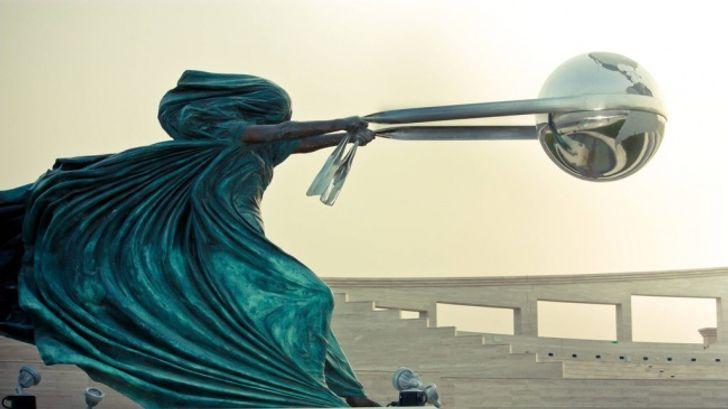 Самые невероятные скульптуры на Земле