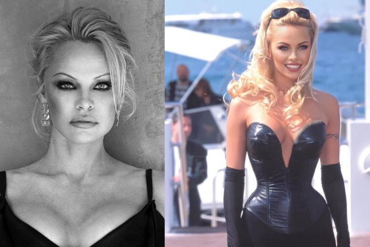 30 фото знаменитостей, которых подогнали под современные стандарты красоты