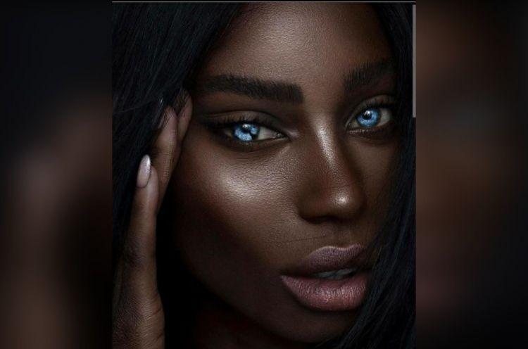 Невероятно красивые темнокожие девушки: 30 фото
